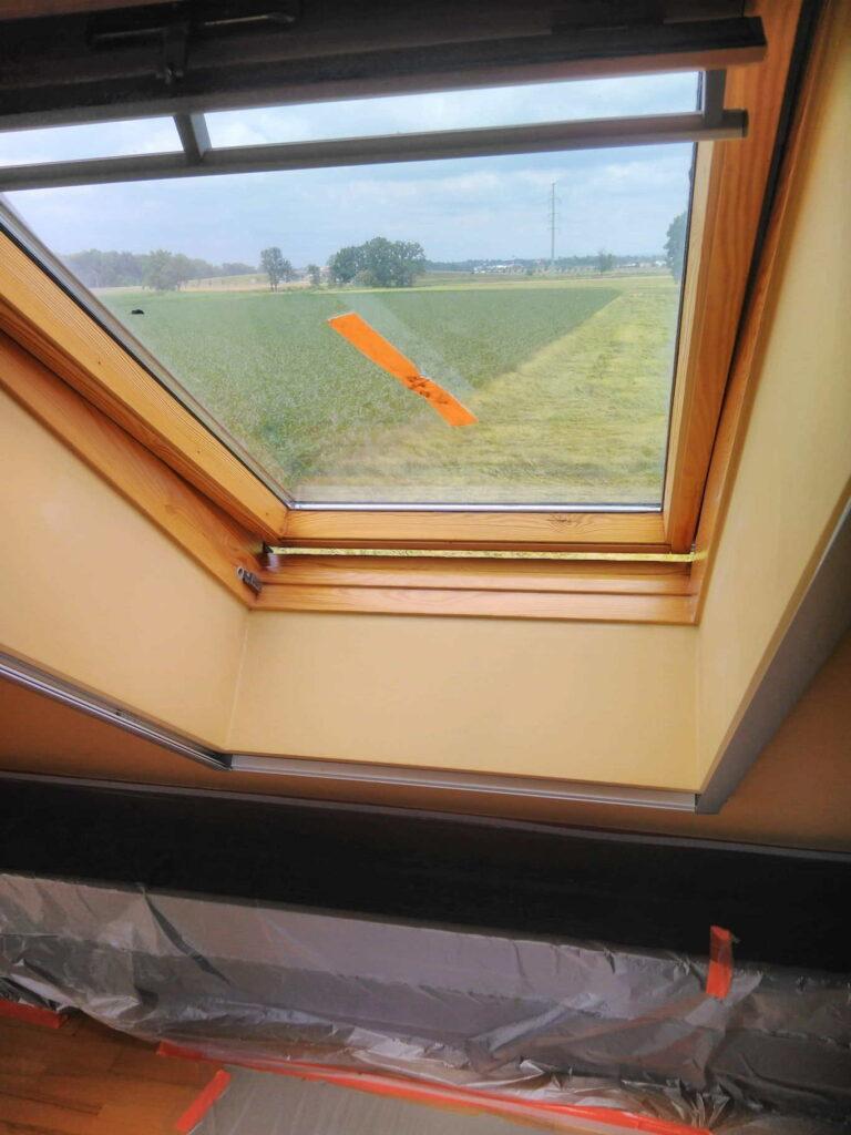 konserwacja drzwi PCV/ drewno