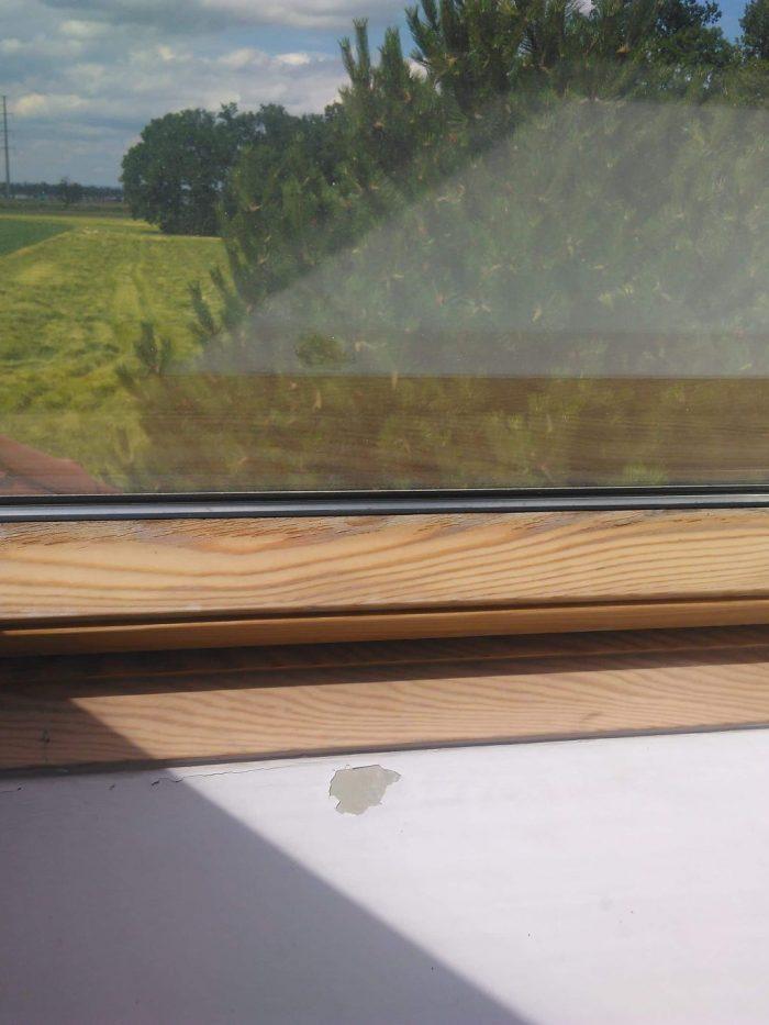 konserwacja okien PCV/ drewno
